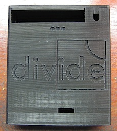 Box for divIDE by 3D printer v2