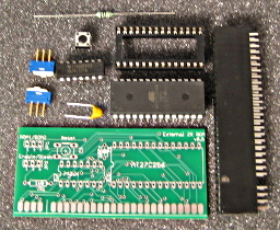 Testing ROM 32KB DIY kit