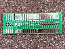 PCB of Bus expander A